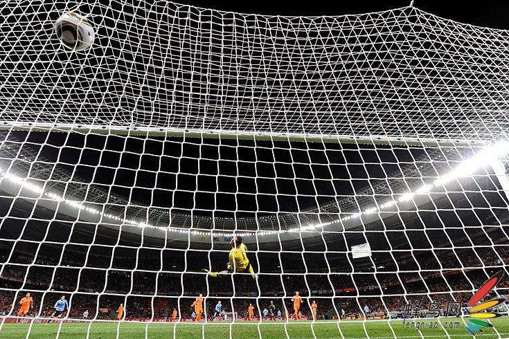 荷兰VS乌拉圭精彩图片