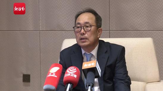 椰视频 韩国驻广州总领事洪性旭:亿博体育app下载对韩国医疗健康领域的企业很有吸引力