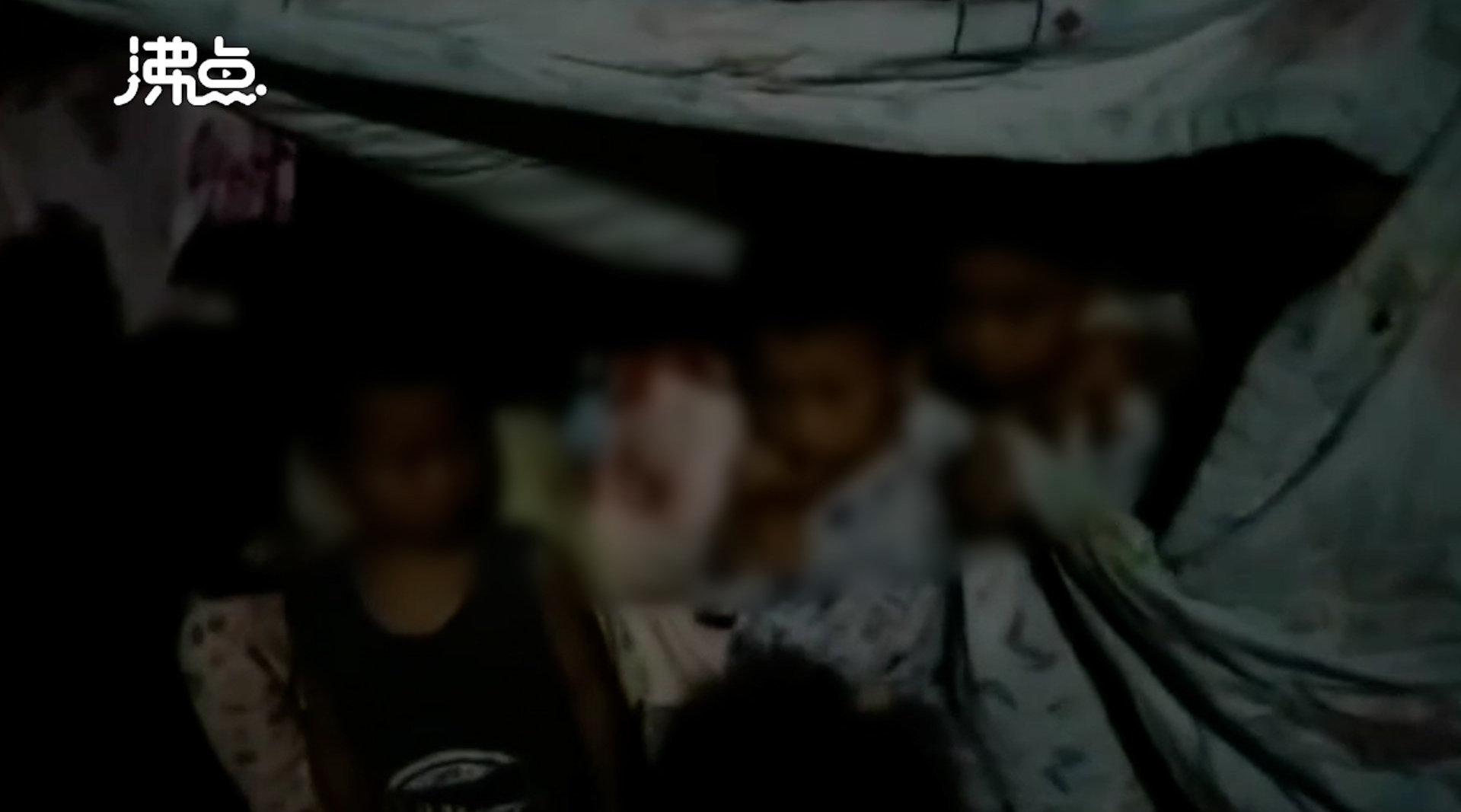 视频 | 泸州地震幼师用床单护住孩子 哽咽向家长报平安